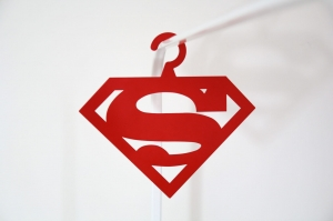 Wieszak SUPERMAN